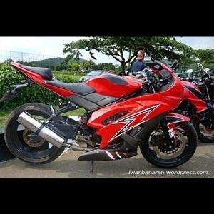TVS Apache 160 modified version