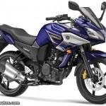 2013 Yamaha Fazer - Getaway Blue
