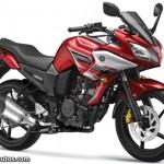 2013 Yamaha Fazer - Rising Red