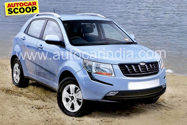 Mahindra SsangYong S101 Mini SUV - FrontView