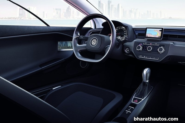 2011 Volkswagen XL1 Concept - InteriorView