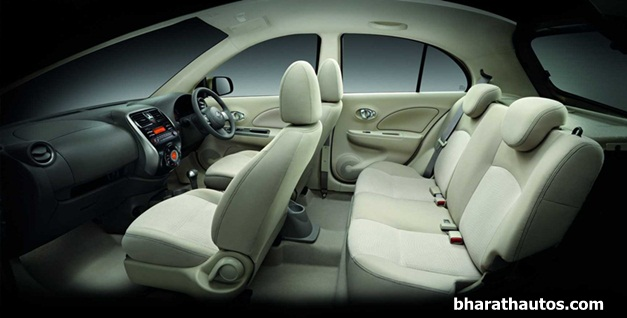 2013 Nissan Micra - InteriorView