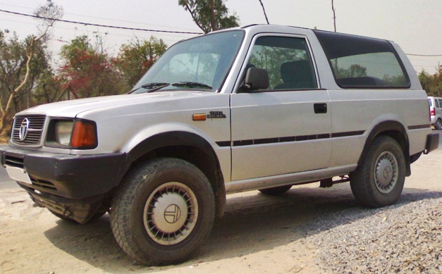 Tata Sierra The Much Missed Suv