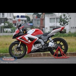 Extreme makeover for the Bajaj Pulsar 220: The Rouser 220