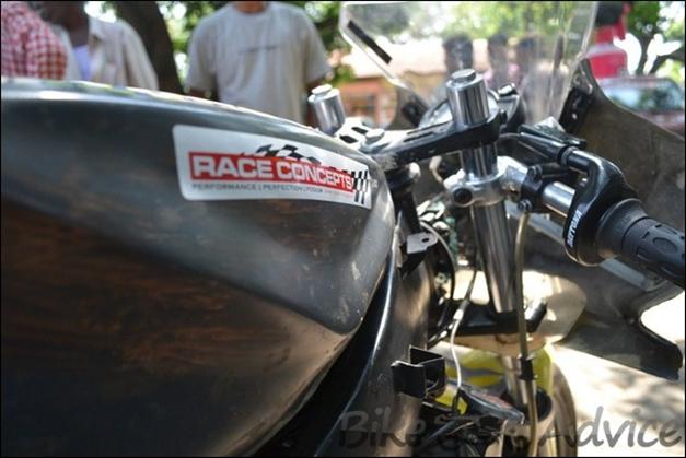 India's Fastest Street-Spec Yamaha R15 tuned by Joel - 001