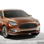 2013 Ford Escort Concept - 001