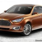 2013 Ford Escort Concept - 002
