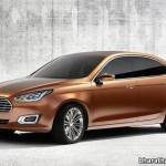 2013 Ford Escort Concept - 003