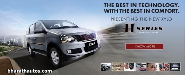 H-Series Mahindra Xylo
