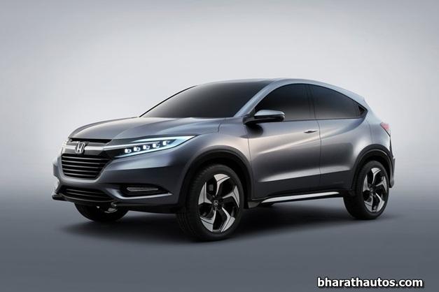 2013 Honda Urban SUV Concept - FrontView