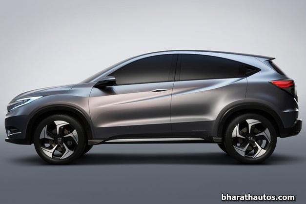 2013 Honda Urban SUV Concept - SideView
