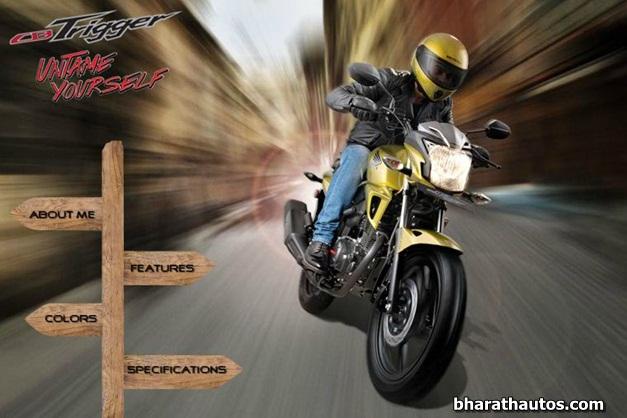 Honda CB Trigger, review, test ride - Autocar India