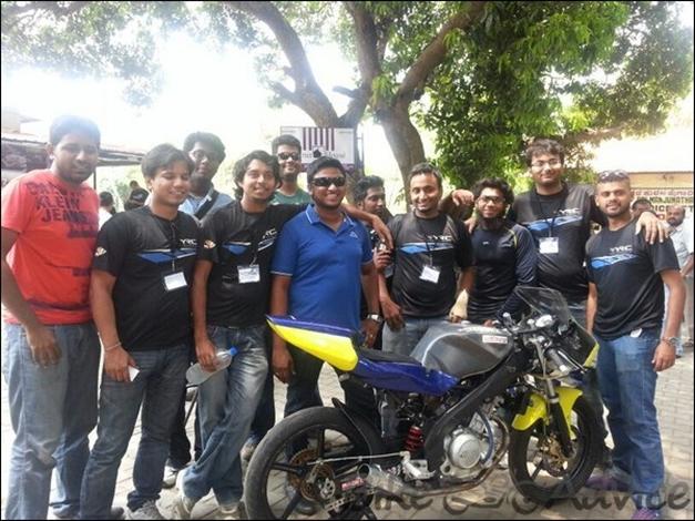 India's Fastest Street-Spec Yamaha R15 tuned by Joel - 003
