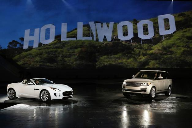 Strong April Sales for Jaguar Land Rover