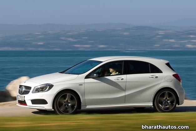 2013 Mercedes-Benz  A-Class - SideView