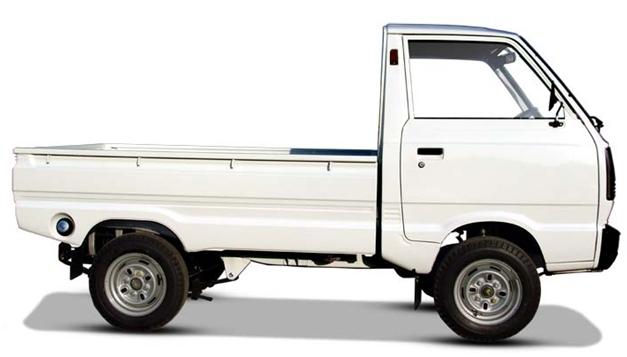 Suzuki Ravi - SideView