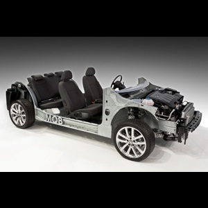 Volkswagen's MQB platform