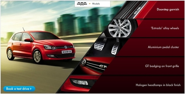 Volkswagen Polo GT TSI - FrontView
