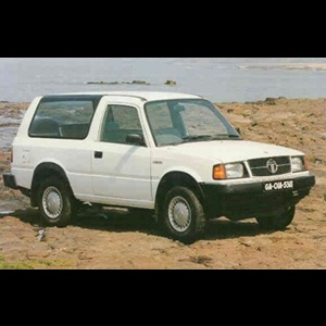 Tata Sierra, the much missed SUV!
