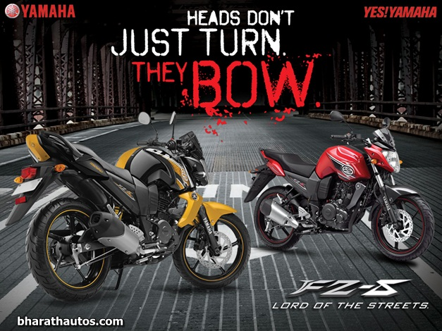 2013 Yamaha FZ-Series