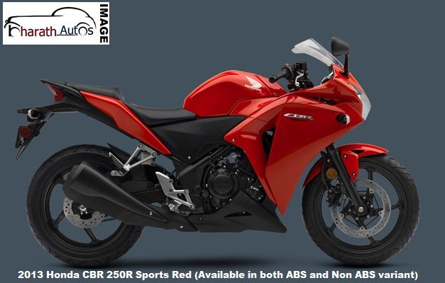 2013-Honda-CBR-250R-Red-India
