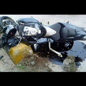 First superbike accident in Mangalore claims life of a rider