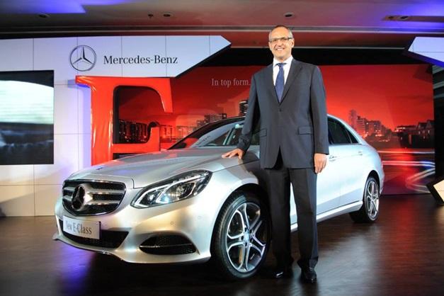 New 2014 Mercedes-Benz E-Class facelift