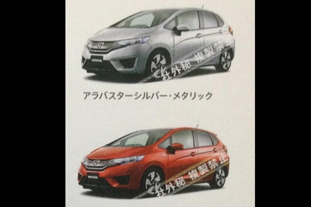 Next-Gen 2015 Honda Jazz - SideView