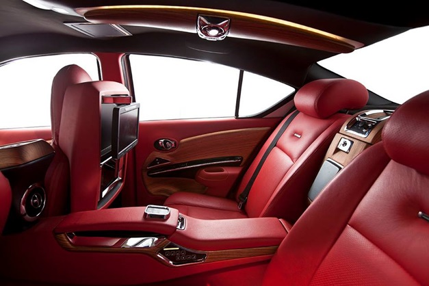 Nissan Sunny Modified By Dc Offers Merc S Class Like Interior