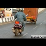 Spy Shots - Mahindra's Honda Dio/ Yamaha Ray rival spotted for the first time
