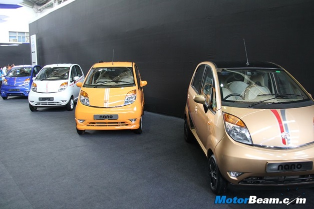 Personalized Kits for 2013 Tata Nano
