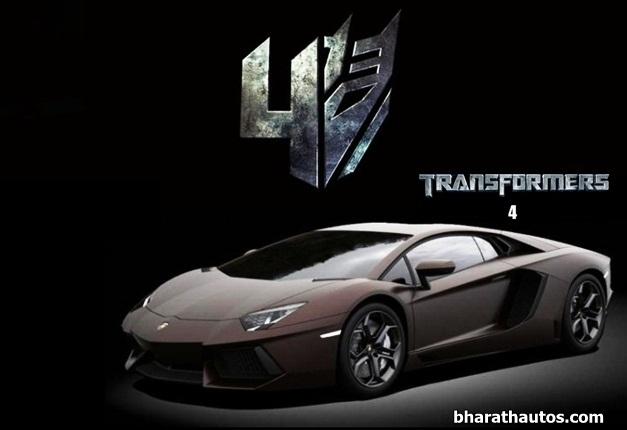 Tranformers 4 Casts Lamborghini Aventador Lp 700 4 Coupe