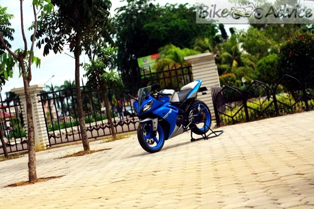 Yamaha R15 Version 20 Official images details and