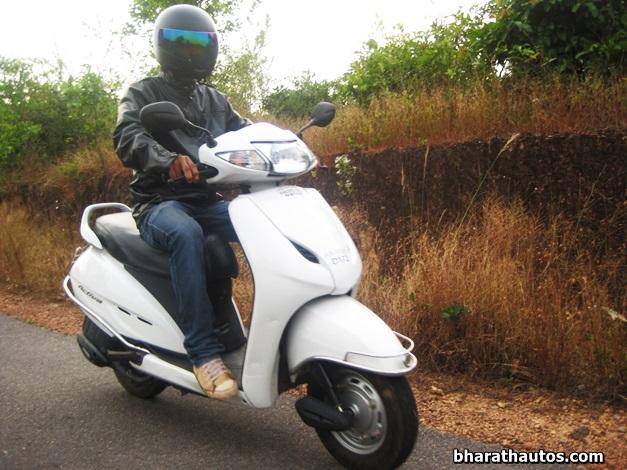 Honda Activa 109cc
