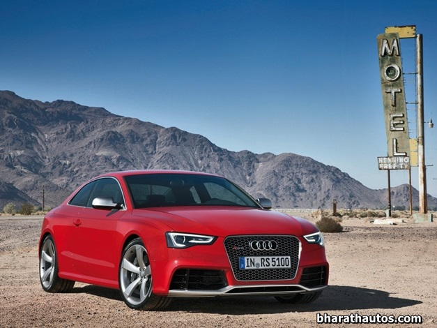 2013 Audi RS5 Coupe - FrontView