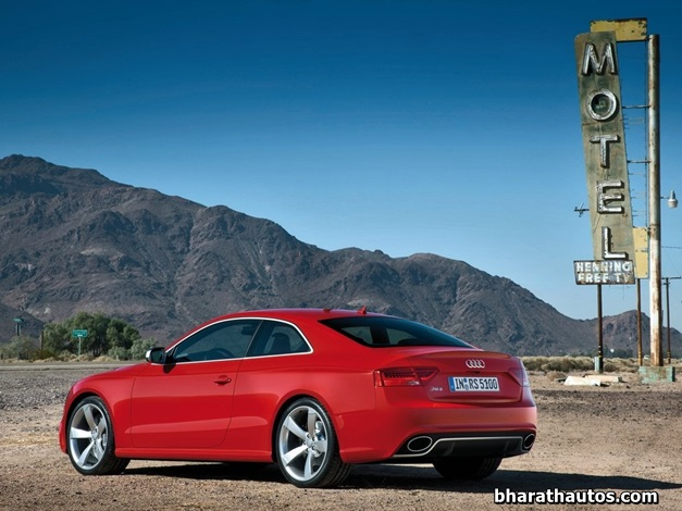 2013 Audi RS5 Coupe - RearView