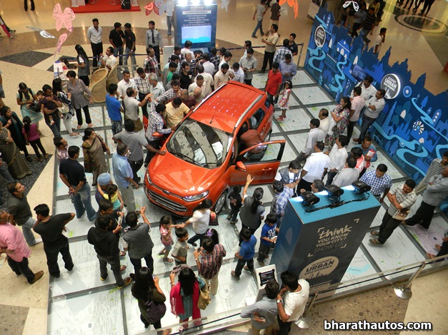 180 days waiting period on the Ford EcoSport
