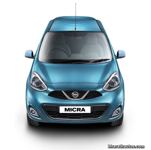 All New 2013 Nissan Micra Facelift Launched At Rs 4 79 Lakh