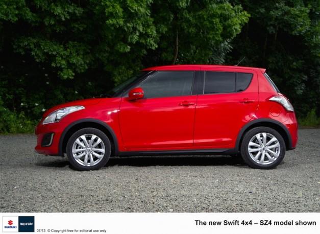 Suzuki Swift 4×4
