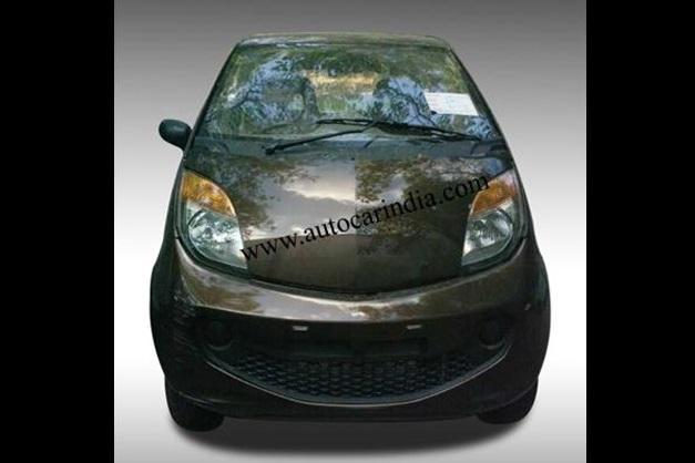 2013 Tata Nano Diesel - FrontView