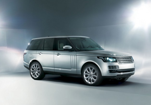 Anushka Sharma Range Rover vogue