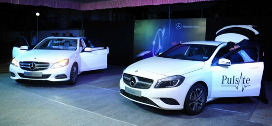 Mercedes E-Class gets launched in Mangalore