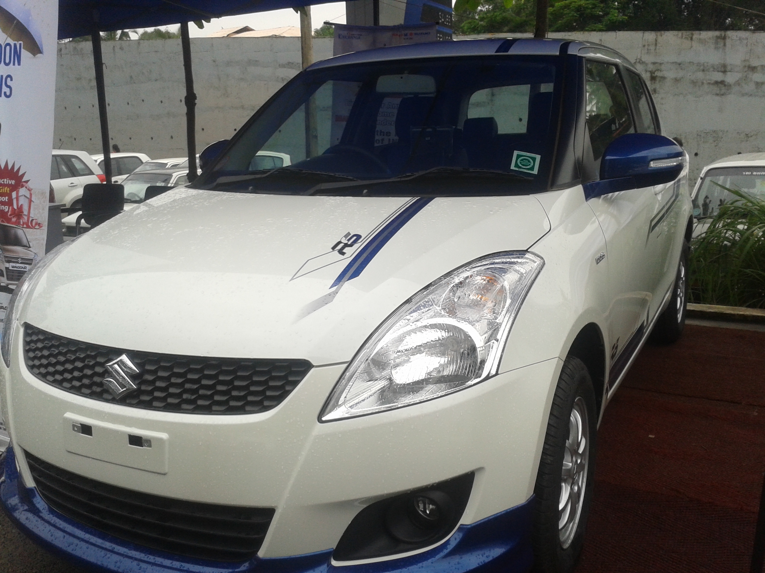 Maruti Suzuki S Limited Edition Swift Rs Finally Launched