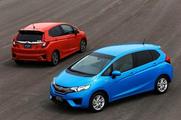 2014 Honda Fit/Jazz hatch
