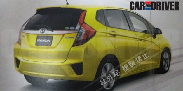 2014-Honda-Jazz-Rear