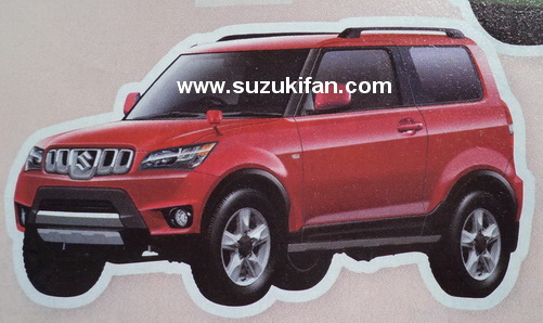 Suzuki XA-Alpha