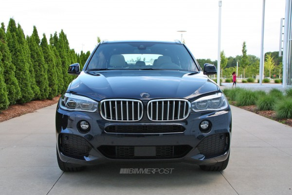 2014 BMW X5 (F15) xDrive50i M Sport looks Superb