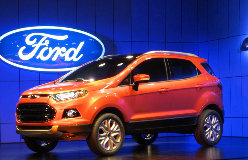 ford eco sport india