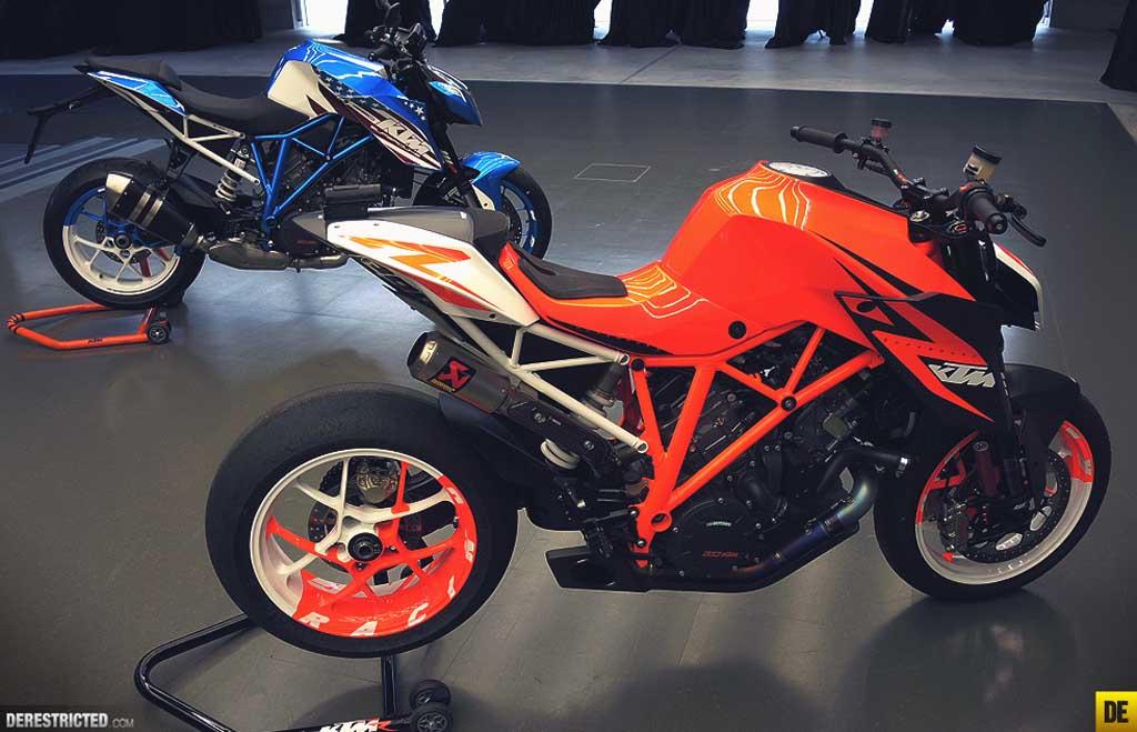 KTM Super Duke 1290