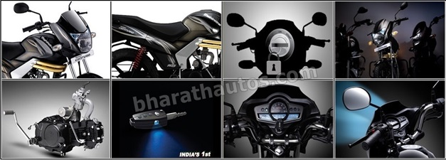 Mahindra Centuro 110cc commuter motorcycle features